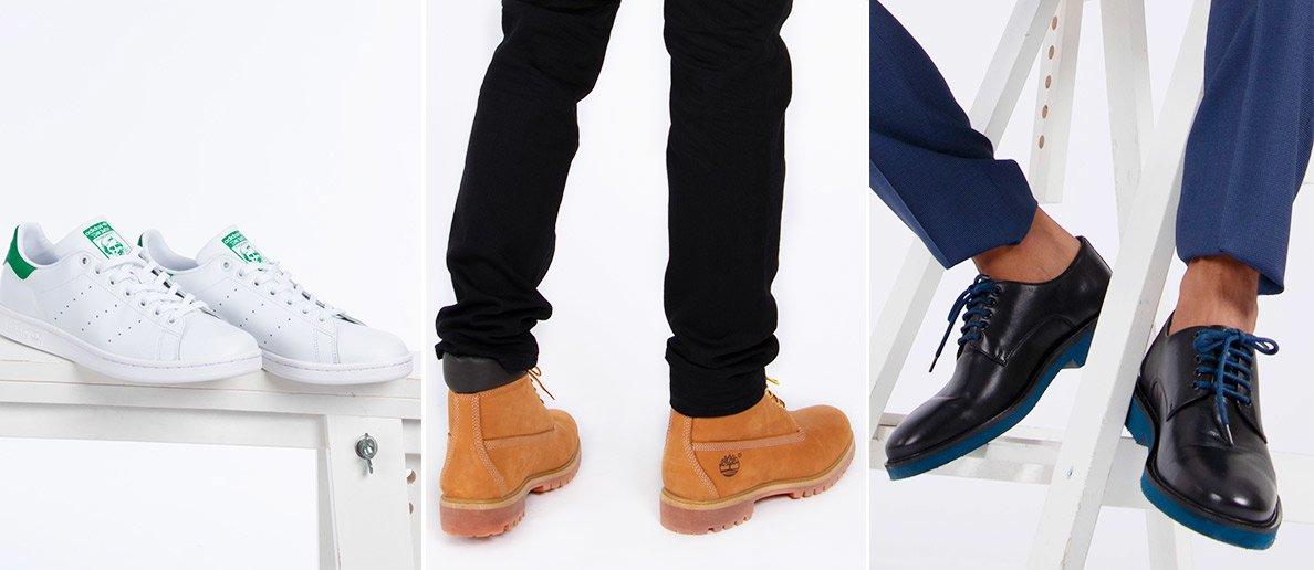 A te che sei un passo avanti: scopri i top brand di scarpe!