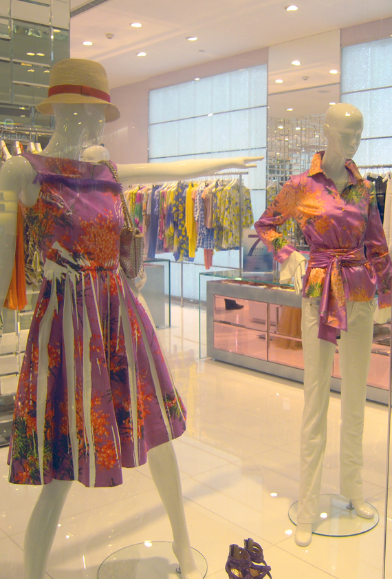 BLUMARINE IN CHINA
