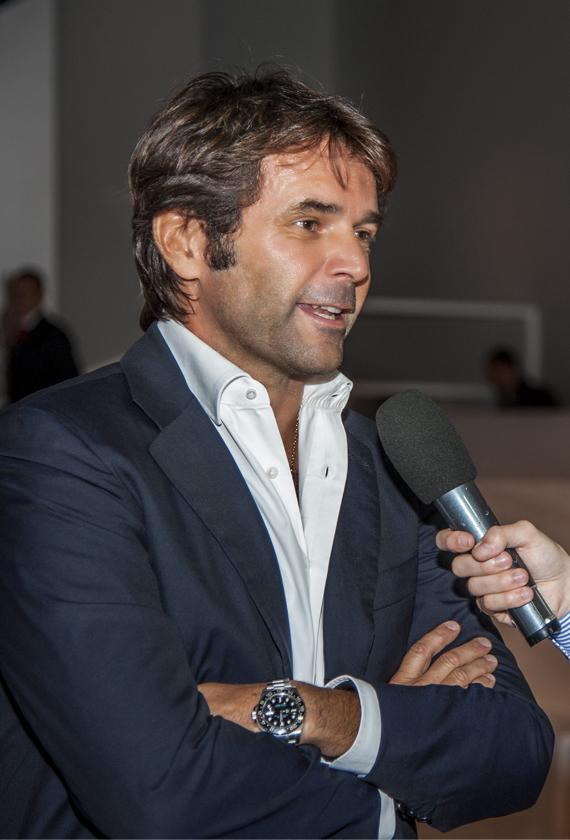 GIANGUIDO TARABINI INTERVIEWED BY TGCOM24