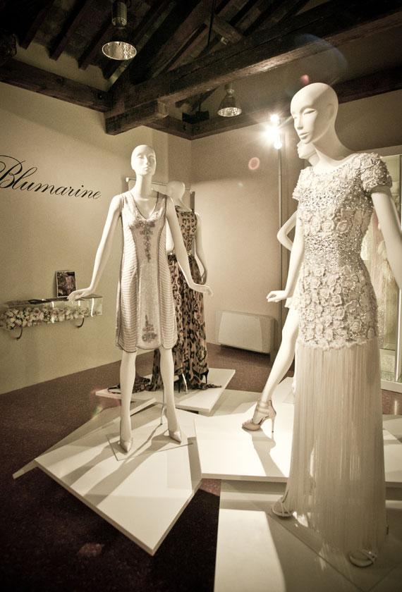 Inaugurazione dello Spazio Museale Blumarine permanente al Museo della Città di Carpi