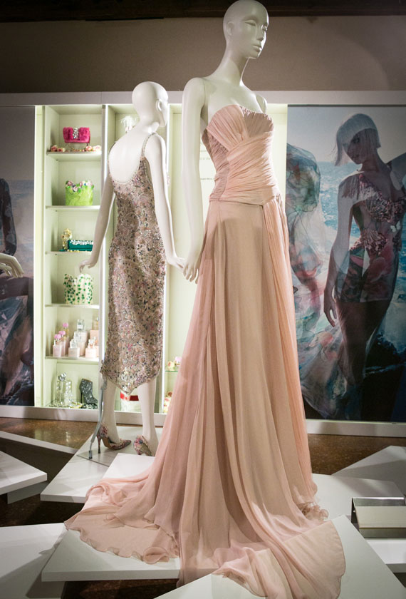 Opening of the Blumarine permanent exhibition space in the Museum of the City of Carpi