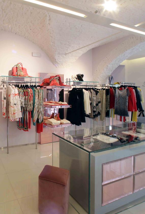 Blumarine 2014 Retail Expansion