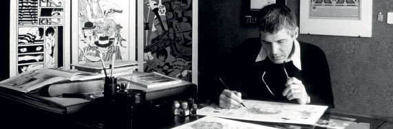 WHO WAS <strong><br/>GUIDO CREPAX</strong>?
