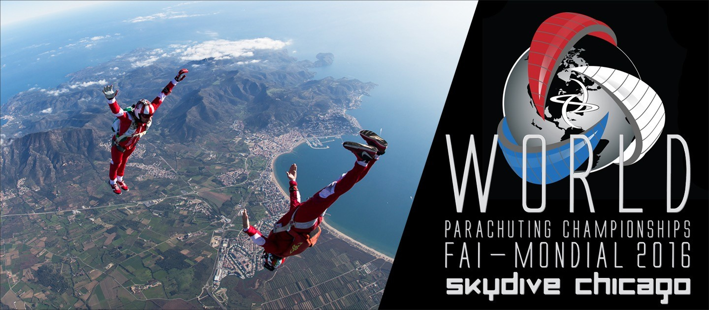 FAI World Parachuting Championship - Mondial