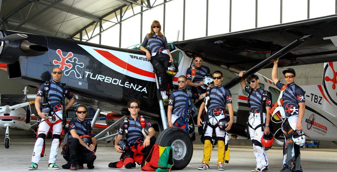 Turbolenza Athletes 2010 Line Up