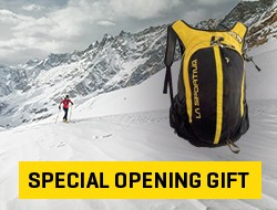 Get your opening gift!
