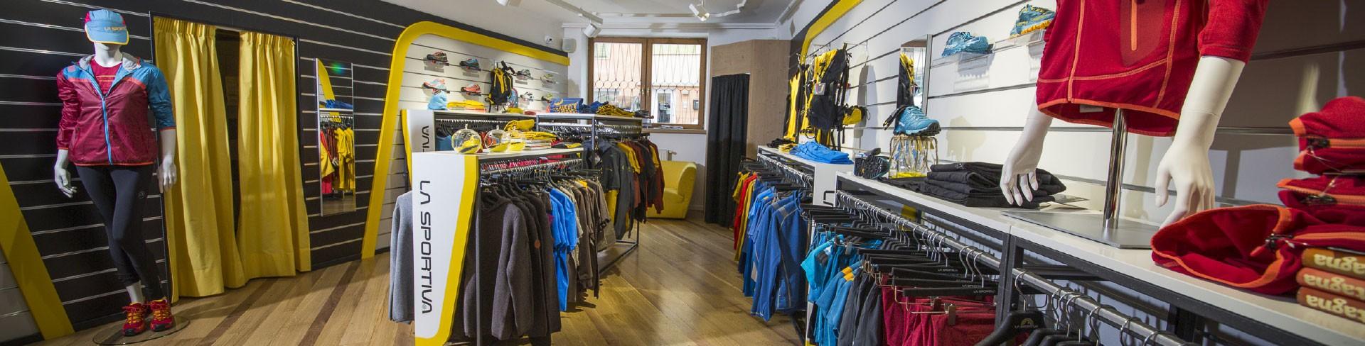 La Sportiva Brand Stores