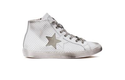 Sneaker high white- ice white