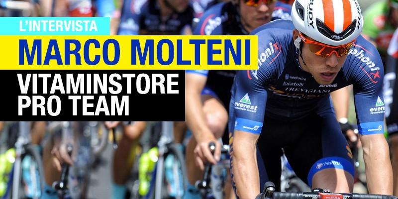 Ciclismo: Intervista a Marco Molteni