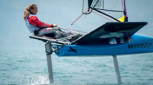 Slam on the wings of Foiling Week