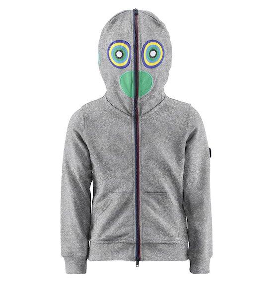 Boy's cotton hoodie