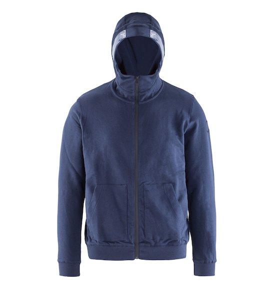Man's cotton hoodie
