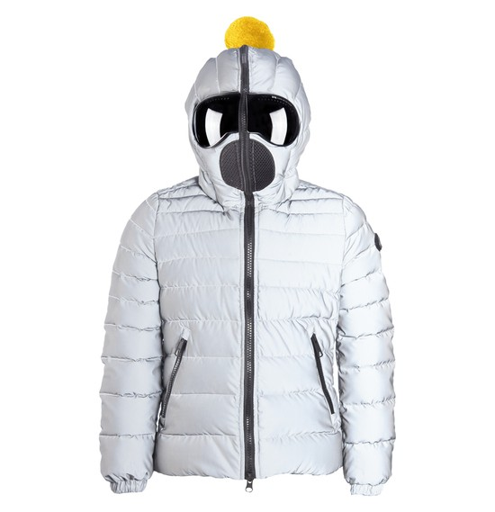 Boys' down jacket urban