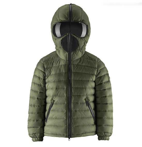 Boy's down jacket Basic