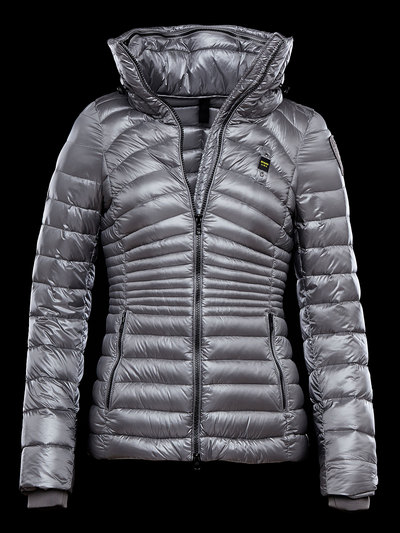 HIGH COLLAR WINTER DOWN JACKET