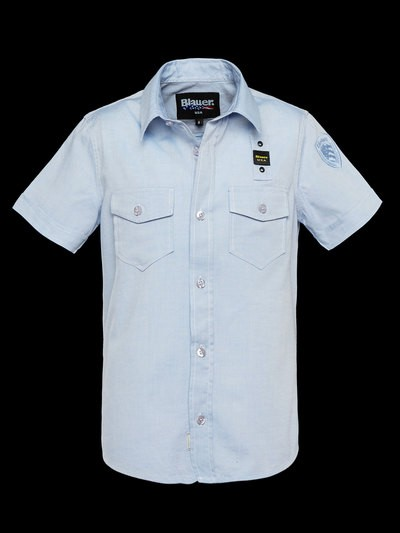 CHEMISE SUMMER OXFORD
