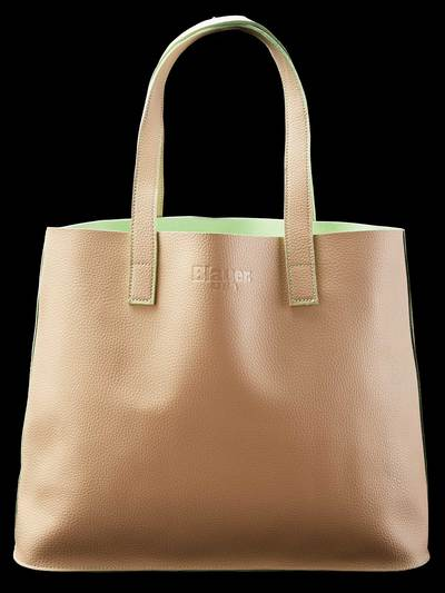 ECO LEATHER HANDBAG