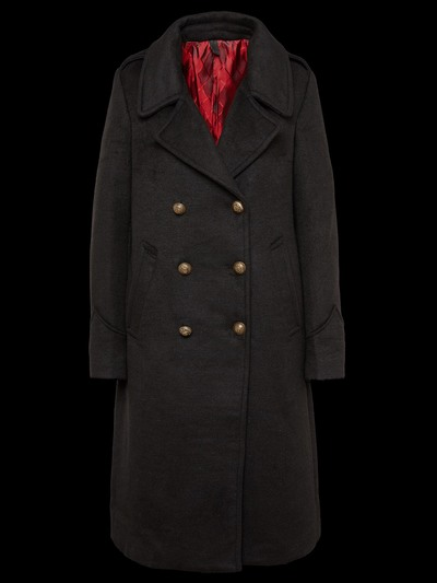 MANTEAU MILITARY CHIC