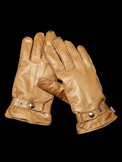 GANTS WINTER LEATHER