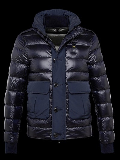 COMBINATION WINTER DOWN JACKET