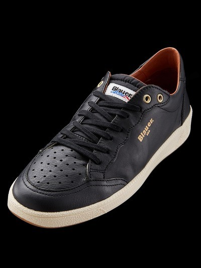 SNEAKER LEATHER RETRO