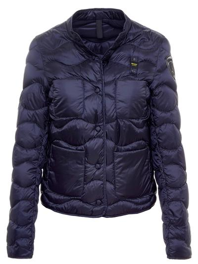 FOUR POCKETS DOWN JACKET