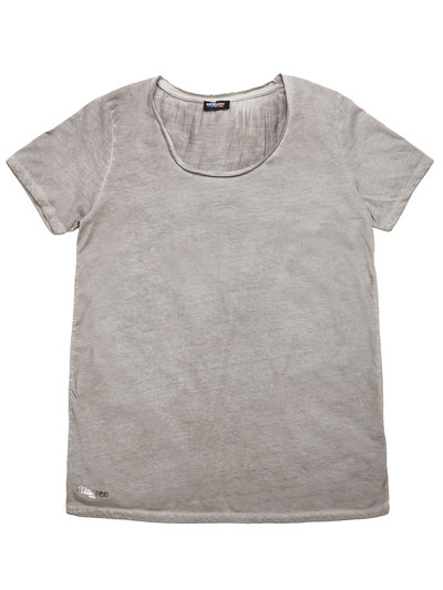 T-SHIRT WITH BACK CROSS