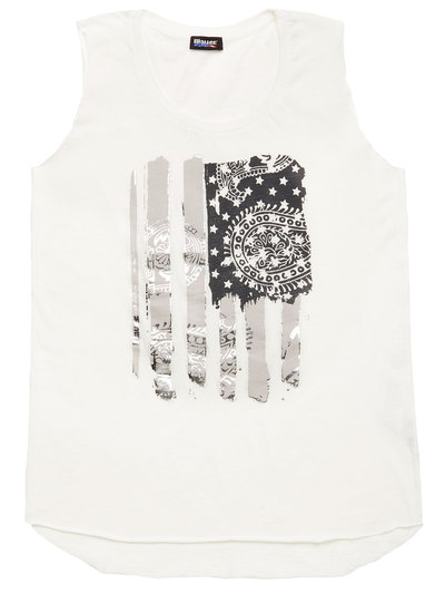 MUSKELSHIRT AMERICAN ICON