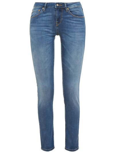 5 POCKETS URBAN BLUEJEANS