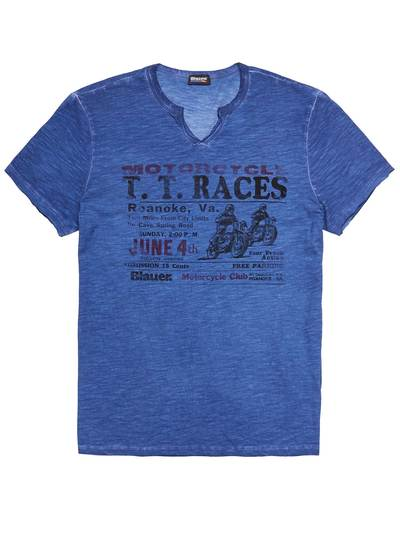 RACES T-SHIRT