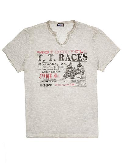 RACES T-SHIRT