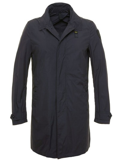 IMPERMÉABLE LONG SANS DOUBLURE