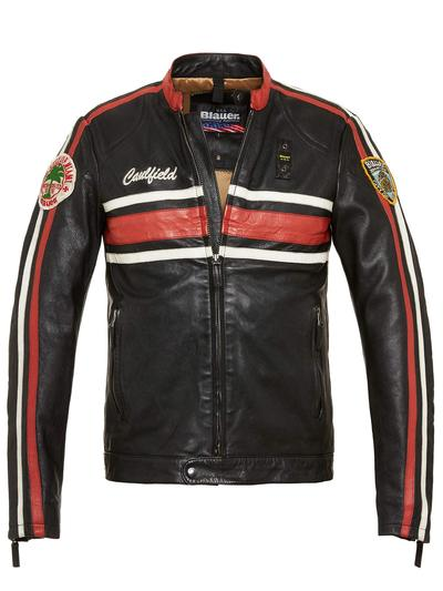 MAVERICK - LINED LEATHER JACKET