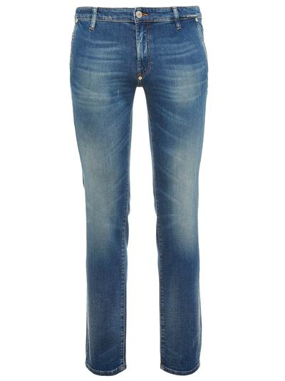 JEAN 5 POCHES TAPERED