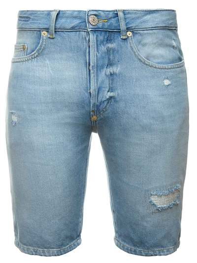 5 POCKETS SHORT JEANS
