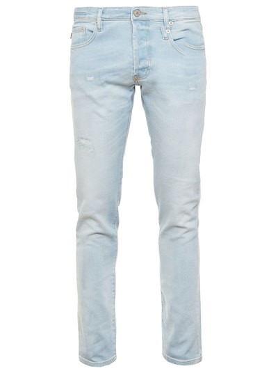 5 POCKET STRAIGHT JEANS