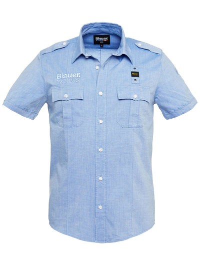 POLICE SHIRT WITH POCKETS
