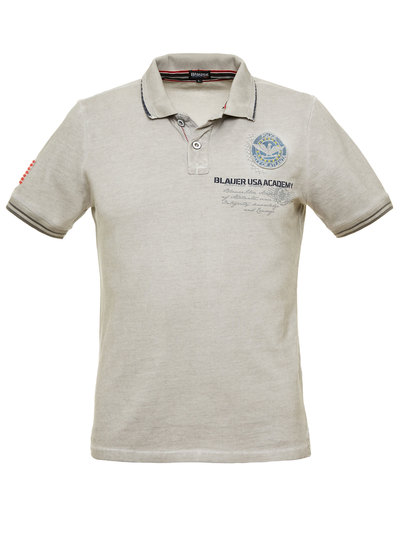 LIGHTWEIGHT PIQUET POLO SHIRT