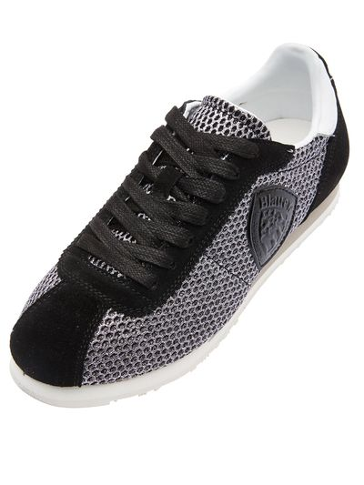 BOWLING STYLE GLITTER SNEAKERS