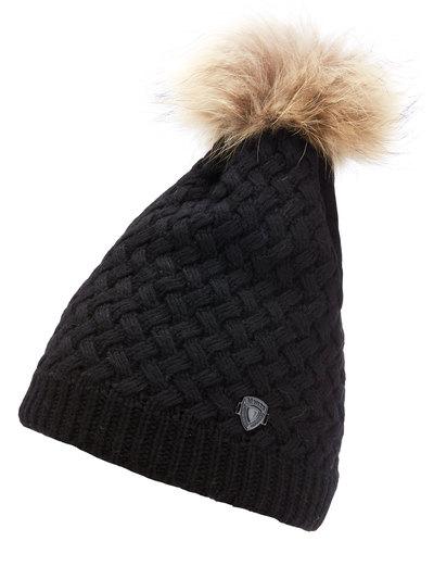 WOMEN'S PONPON HAT