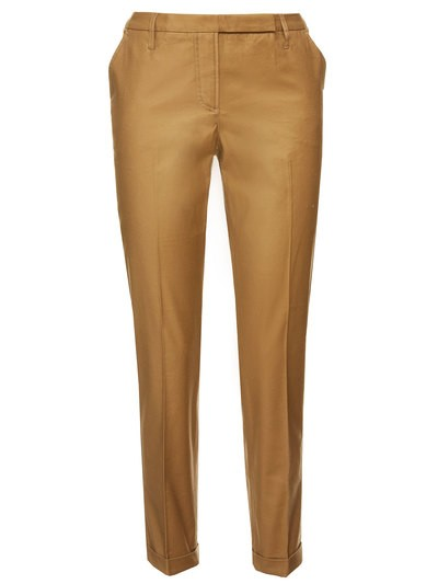 PANTALON POPELINE STRETCH