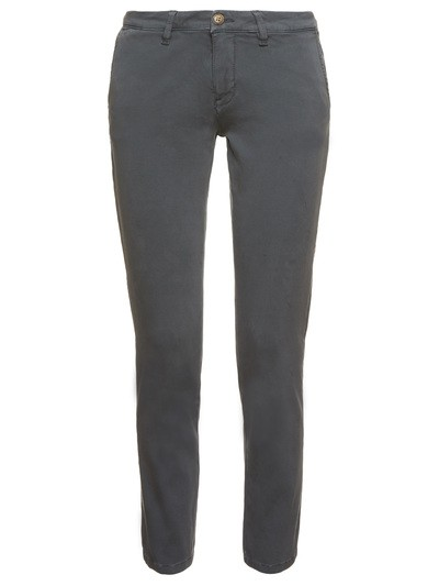 WOMEN'S COTTON CHINO PANTS