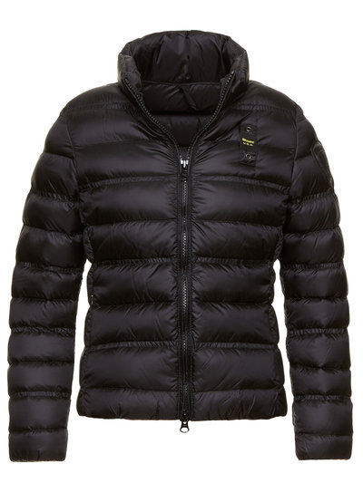 GIRL'S MATT NYLON DOWN JACKET