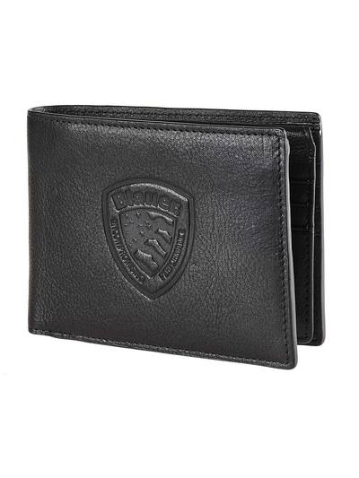 BLAUER WALLET TWELVE CARDS