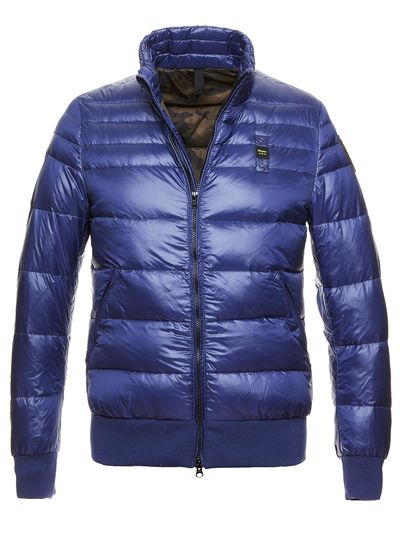 MEN'S BOMBER DOWN JACKET SAMUEL