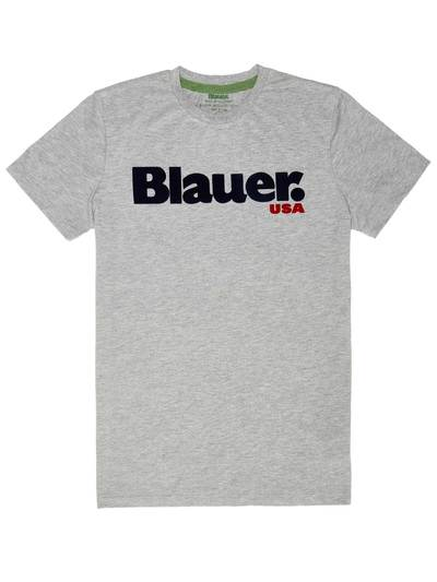 MEN'S BLAUER PRINT T-SHIRT