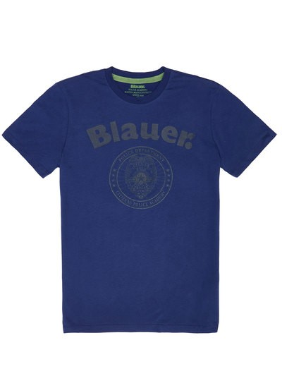 HERREN-T-SHIRT POLICE DEPARTMENT