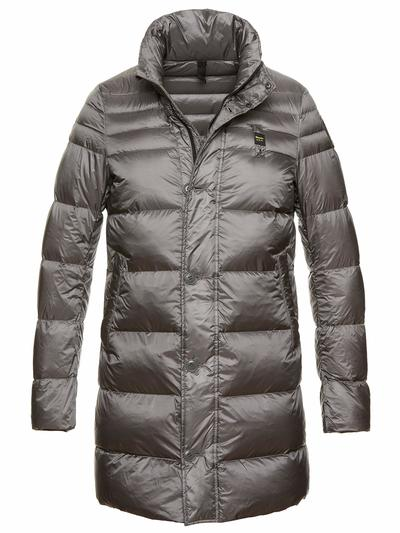 MEN'S LONG DOWN JACKET SEBASTIAN