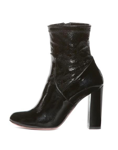 Patent Ankle Boots | Blumarine Official Shop Online