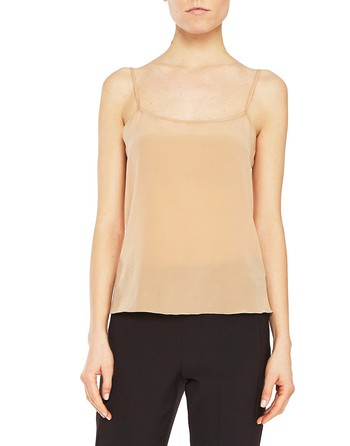 Top In Seta Stretch